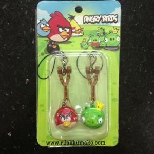 ที่ห้อยโทรศัพท์ ลาย Angry Birds แองกี้ เบิร์ด