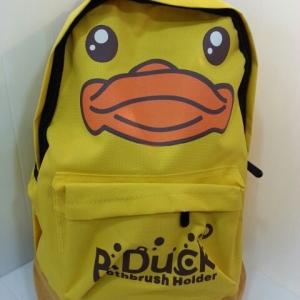 กระเป๋าเป้ ลาย เป็ด B.DUCK