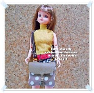 LMMiniB9-3 : กระเป๋าสะพายลิกกะ/เจนนี่/บลายธ์/บาร์บี้ และ body ใกล้เคียง