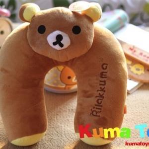 หมอนรองคอ หมีริลัคคุมะ Rilakkuma น่ารักมากๆ