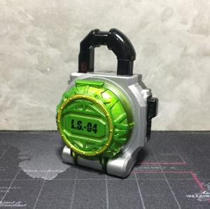 Kamen Rider Gaim DX L.S.-04 Melon Lock Seed (เมล่อน)
