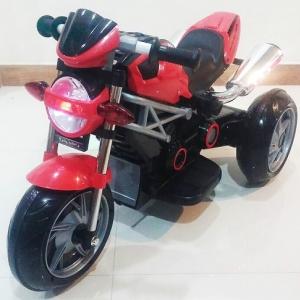 รถแบตเตอรี่เด็ก มอเตอร์ไซค์ Ducati Monster 2 มอเตอร์