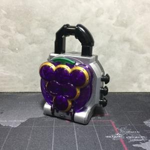 Kamen Rider Gaim Candy L.S.-09 Grapes Lock Seed (ล็อคซีทองุ่น)