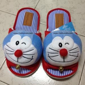 รองเท้าใส่ในบ้าน ลาย โดเรมอน Doraemon ขนาด Freesize
