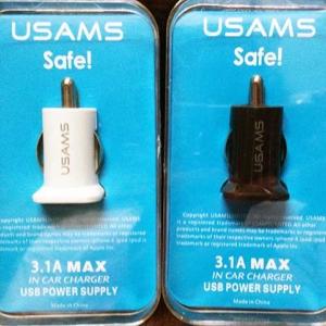ชาร์จรถ USB 2 ช่อง