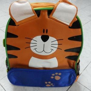 [ลายเสือ] กระเป๋าเป้เด็ก