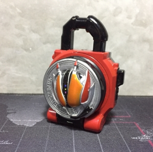 Masked Rider Yoroibu Candy Lock Seed Den-O Lock Seed (ล็อคซีทเดนโอ)