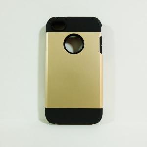 เคสไอโฟน 4/4S SLIM Armor สีทอง
