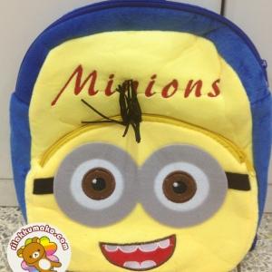 กระเป๋าเป้ มินเนี่ยน Minion Despicable Me 11x13นิ้ว