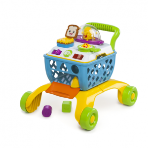 จัดส่งฟรี : รถผลักเดิน Bright Start รุ่น 4-in-1 Shop 'n Cook Walker