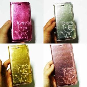 เคสไอโฟน 5/5S แบบพับ Domicat