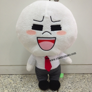 ตุ๊กตาไลน์ มูน Moon 40cm ชุดทักซิโด้