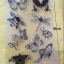 ตัวปั๊มใส ชุดแมลง ผีเสื้อ