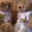 ตุ๊กตาหมี แต่งงาน A ขนาด 20 cm thumbnail 1