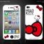 ฟิล์มกันรอย iPhone4/4s ลายการ์ตูนหน้าหลัง thumbnail 7