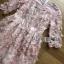 ค็อกเทลเดรสผ้าชีฟองสีชมพูปักดอกไม้ ตัวนี้เหมาะกับสาวหวาน thumbnail 6