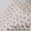ผ้าคอตตอนเกาหลีจัดเซ็ทลายดอกไม้จิ๋ว 1/4 หลา 4 ชิ้น thumbnail 3