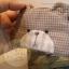 กระเป๋าผ้าทอใส่สตางค์รูปหน้าหมี thumbnail 7