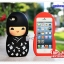 เคส iPhone5/5s - Japan doll thumbnail 4
