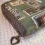 กระเป๋าสตางค์ใบยาวงานควิลท์ผ้าลาย Anne thumbnail 2