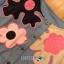เดรสผ้าเดนิมปักตกแต่งลายดอกไม่แพตช์เวิร์ค thumbnail 5