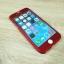 เคสไอโฟน 5/5S/SE ประกบ สีแดง thumbnail 3