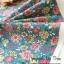 ผ้าคอตตอนเกาหลีลายดอกไม้ thumbnail 7