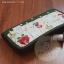 กระเป๋าสตางค์ใบยาวงานควิลท์-ผ้าคอตตอนญี่ปุ่น+คอตตอนไทย(ด้านใน) thumbnail 4