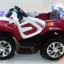 รถแบตเตอรี่เด็ก Super Jeep มีโช๊ค รถ 2 มอเตอร์ thumbnail 2