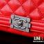 เคส iPhone5/5s - เคสหนัง Chanel 3 พับ thumbnail 3