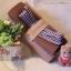 เซตผ้าสำหรับเย็บตุ๊กตาหมี 2 ตัว - โทนสีน้ำตาล thumbnail 3