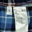 เสื้อเชิ้ตลายสก๊อต เสื้อเชิ้ต Uniqlo Size L thumbnail 3