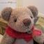 ตุ๊กตาหมีผ้าขนหนู -size 14 cm. - HERBIE thumbnail 2