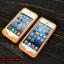 เคส iPhone4/4s ซิลิโคน หมี Rilakkuma [ไม่ย้วย ไม่มีคราบกาว] thumbnail 3