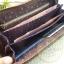 กระเป๋าสตางค์ใบยาวงานควิลท์ผ้าลาย Anne thumbnail 3