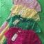 (Pink-Or)ชุดเดรสผ้าลูกไม้ถักทอทั้งชุด สีชมพูโอรสหวานๆ แต่งมุขด้านหน้าสลับเพชรเล็ก วิ๊งวิ๊ง thumbnail 1