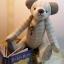 ตุ๊กตาหมีผ้าทอญี่ปุ่นขนาด 25 ซม. - Nap thumbnail 1