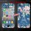 ฟิล์มกันรอย iPhone4/4s ลายการ์ตูนหน้าหลัง thumbnail 2