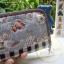 กระเป๋าสตางค์ใบยาวงานควิลท์-หนูน้อยหมวกแดง thumbnail 6