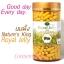 Nature's king royal jelly 1000 mg (นมผึ้งเนเจอร์คิง) ขนาด 365 แคปซุล ทานได้ 1 ปี อาหารเสริมนมผึ้งในรูปบบซอฟแคปซูล ปริมาณ 1000 mg. ต่อ 1แคปซูล thumbnail 1