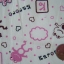 ผ้าคอตต้อนลายกบสีชมพู thumbnail 1