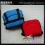 สีฟ้า-เบาะนั่งนิรภัยในรถยนต์ คาร์ซีทแบบพกพา ประยุกต์ใช้กับเก้าอี้ได้ (สินค้าบรรจุกล่องสวยงามค่ะ) (ไม่ต้องใช้หมอนรองคอนะคะ) (ไม่ควรใช้กับที่นั่งด้านหน้า) thumbnail 3