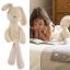 ตุ๊กตากระต่ายเพื่อนรักสุดฮิต ตุ๊กตากระต่าย ขนนุ่ม สีขาว ขนาด 11x46cm. เหมาะเป็น เพื่อนใหม่ตัวน้อยให้ลูกรัก ตุ๊กตากระต่ายสีขาว Millie เนื้อผ้ากำมะหยี่ขนสั้นสุดนุ่ม งานคุณภาพจากแบรนด์ Mamas & Papas น่ารัก น่ากอด จับให้นั่งได้ ผ้าเนื้อดีนิ่มมากๆ จนตัวเล็กติด thumbnail 2