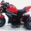 รถแบตเตอรี่เด็ก มอเตอร์ไซค์ Ducati Monster 2 มอเตอร์ thumbnail 2