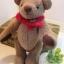 ตุ๊กตาหมีผ้าขนหนู -size 14 cm. - HERBIE thumbnail 6