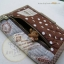 กระเป๋าสตางค์พับงานควิลท์-หนูน้อยหมวกแดง thumbnail 3