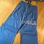 เซ็ตเสื้อผ้าลูกไม้ตกแต่งริบบิ้พร้อมกางเกงขายาวสีน้ำเงินยีนส์ thumbnail 10