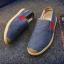 รองเท้าผ้าใบชายทรงสลิปออน thumbnail 5