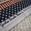 Yankee Doodle Bear Stars & Stripes Border Cream thumbnail 4