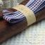 เซตผ้าขนKTสำหรับเย็บตุ๊กตาหมี - dark chocolate thumbnail 2